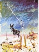 צייר בשדה הקרב
