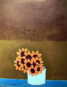 פרח עציץ