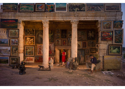 עשרות אמנים נשכחים מאוסף המוזאון זוכים לבמה חדשה