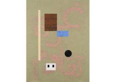 שיח גלריה עם אוצר התערוכה, האמן לארי אברמסון והאמן אלון קדם