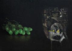 שיח גלריה עם האמן סשה אוקון