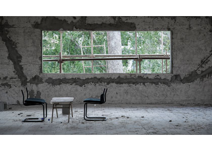 שיח גלריה עם האמן ארנון רבין והאוצרת אור תשובה