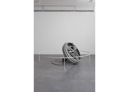 שיח גלריה עם האמן אייל אסולין