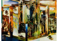שיח גלריה עם האמן אורן אליאב