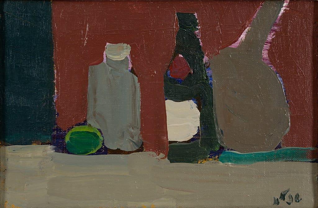 ציור מאוסף המוזאון