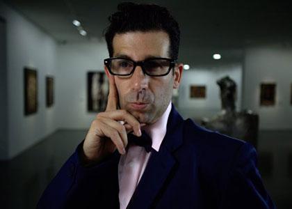 Gallery Talk – Shahar Marcus