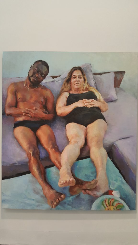 Keeping at Distance: On Intimacy in Contemporary Painting