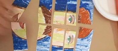 במיוחד לימי הקורונה: סדנאות אמנות מהבית